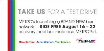 Metro-Free-Rides